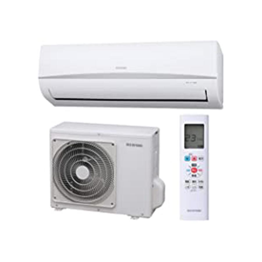 アイリスオーヤマ エアコン 10畳用 冷暖房 省エネ 室外機セットモデル IRR-2818C