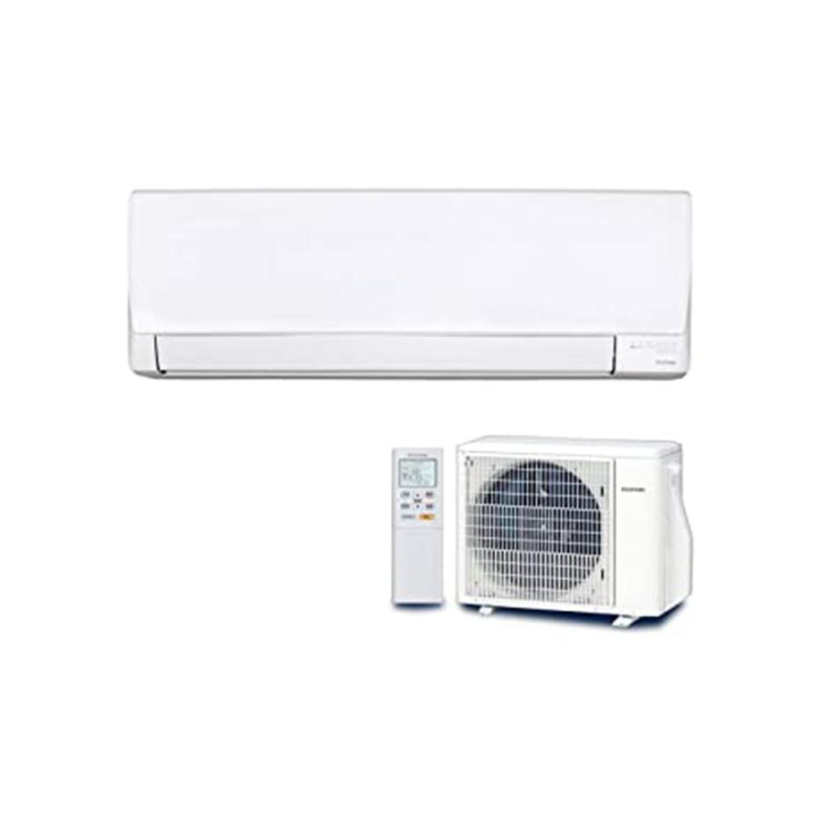 アイリスオーヤマ エアコン 冷暖房 主に6畳用 室内機室外機セット 内部クリーン機能 スタンダード 2.2kW IRA-2202A